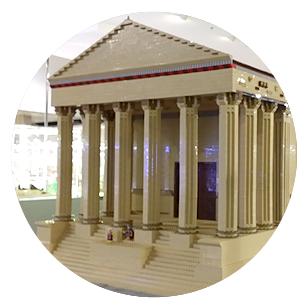 Wystawa Lego w Modlniczce